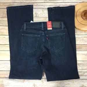 Levi's Womens Bootcut Jeans